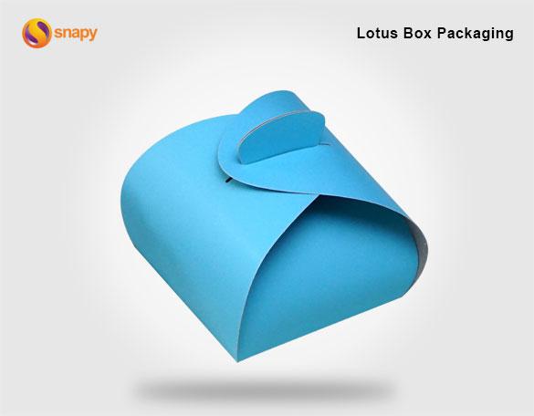 Cover box lotus