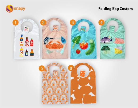 Folding bag 1