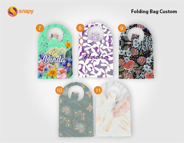 Folding bag 2