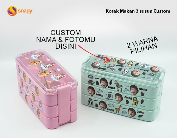 Cover lunch box