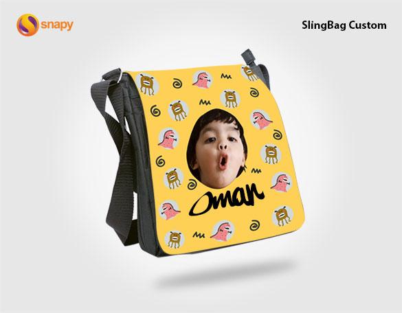 Cover sling bag