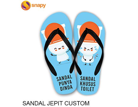 Sandal Custom