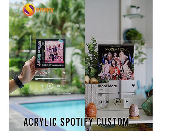 Akrilik Spotify