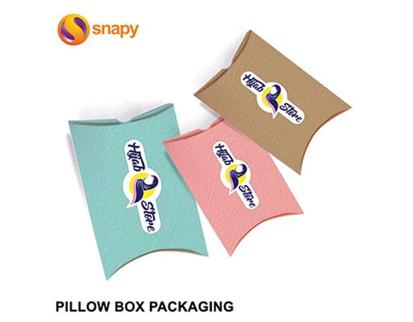 Packaging   Box Pillow