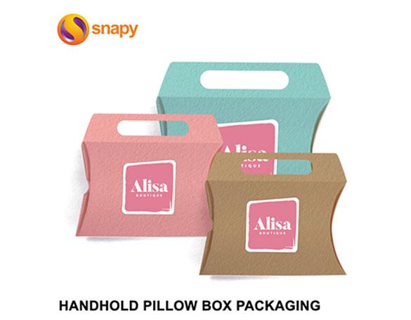 Packaging   Box Hand Held