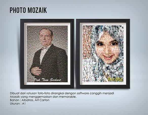 Foto Mozaik