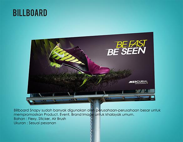 Papan Reklame | Baliho | Billboard