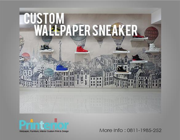 Wallpaper Sneaker
