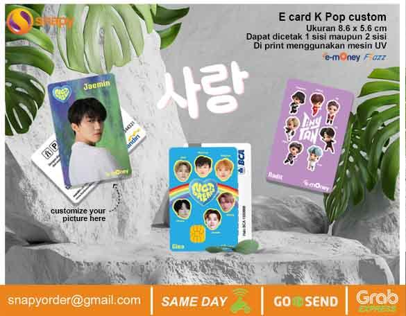 Emoney | Kartu  Flazz