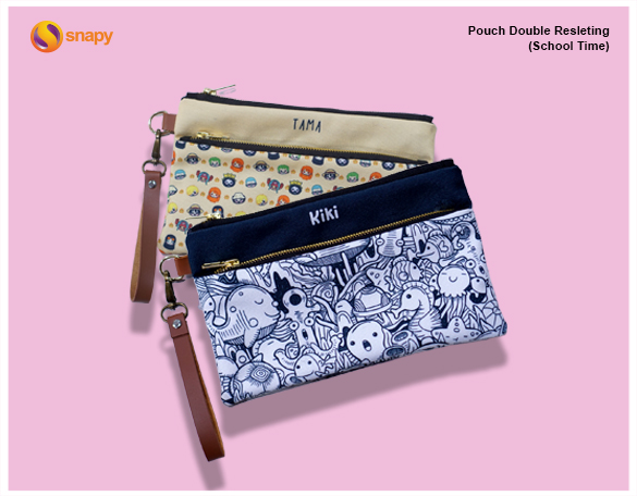 Pouch   Pouch Double Resleting