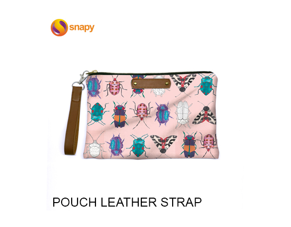 Pouch Leather | Pouch Leather Strap