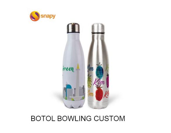 Botol Minum Unik | Botol Minum Bowling