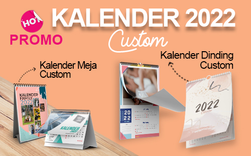 2021 Memasuki Akhir, Siapkan Kalender 2022 Sekarang Juga!